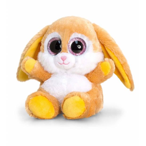 Keel Toys pluche konijn knuffel 15 cm