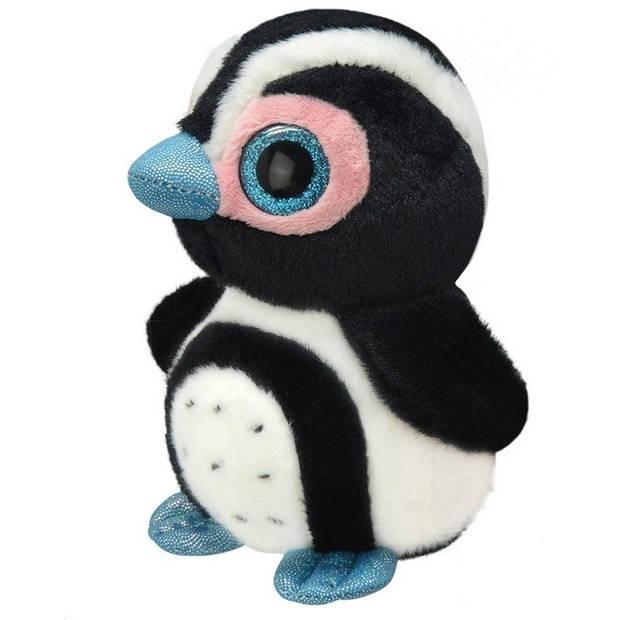 Pluche pinguin knuffel 17 cm