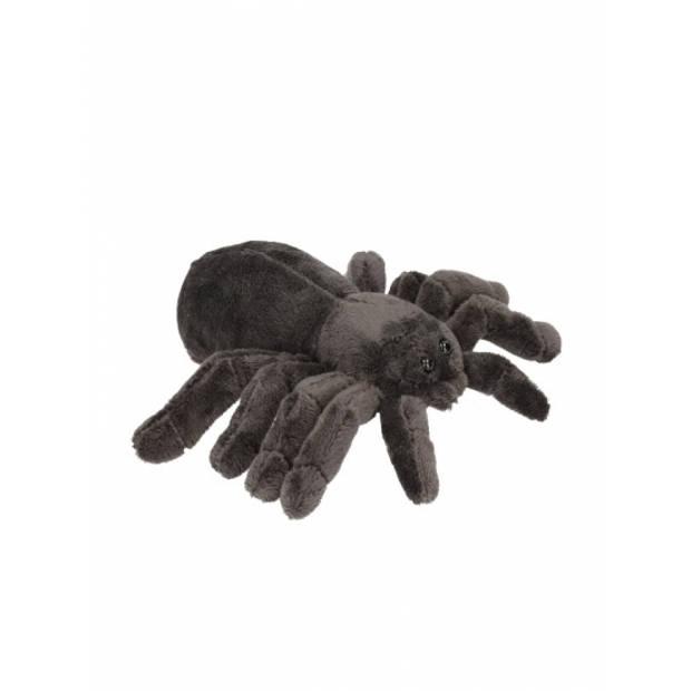 Pluche tarantula vogelspinnen knuffel 16 cm