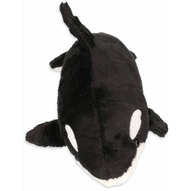 Pluche orka knuffel 22 cm