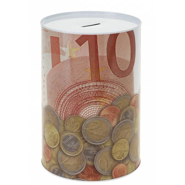 Grote spaarpot 10 euro biljet van 23 cm