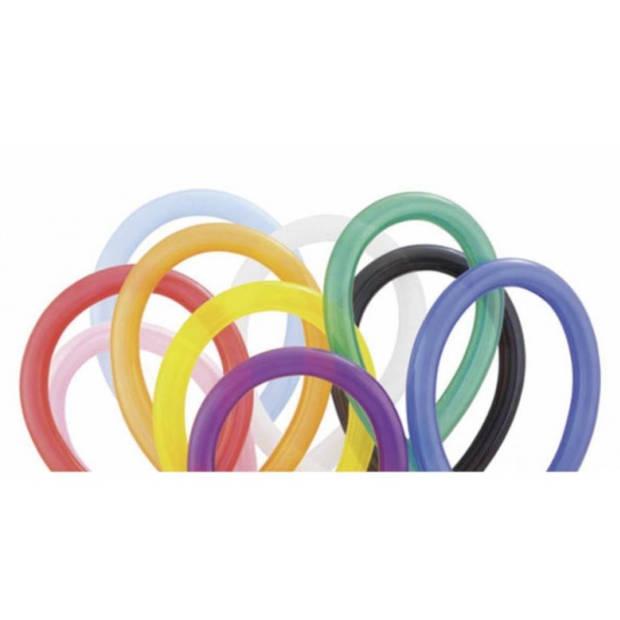 Gekleurde modelleerballonnen 10 stuks