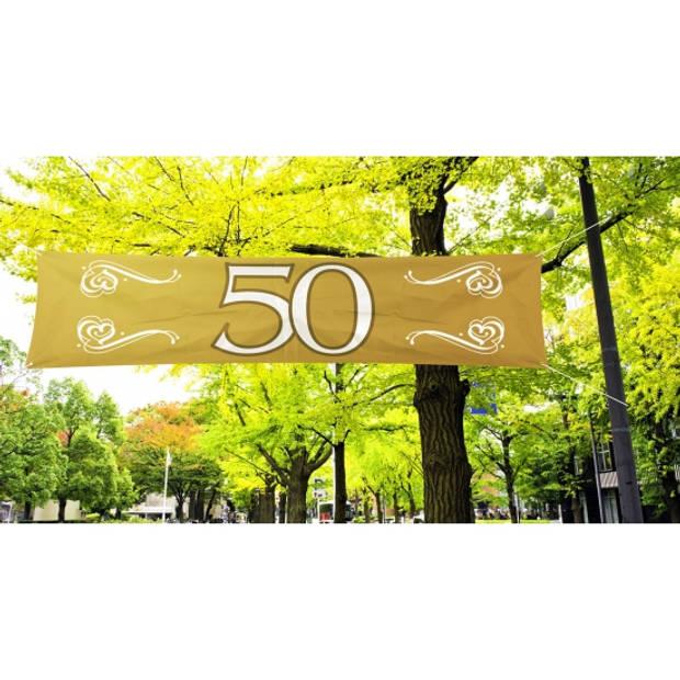 Jubileum feestpakket 50 jaar