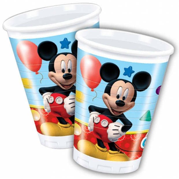 Mickey Mouse kinderfeest pakket