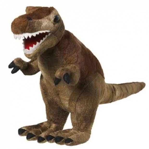 Knuffel T-Rex dinosaurus 20 cm