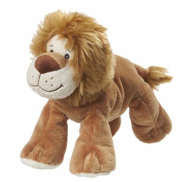 Pluche leeuwen knuffel van 22 cm - Leeuwen speelgoed artikelen