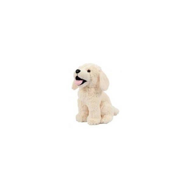 Pluche labrador knuffel 20 cm