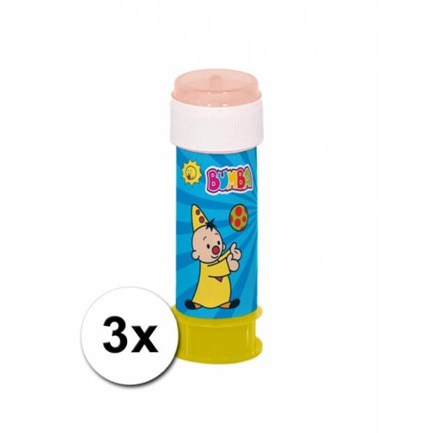 3x Bumba bellenblaas