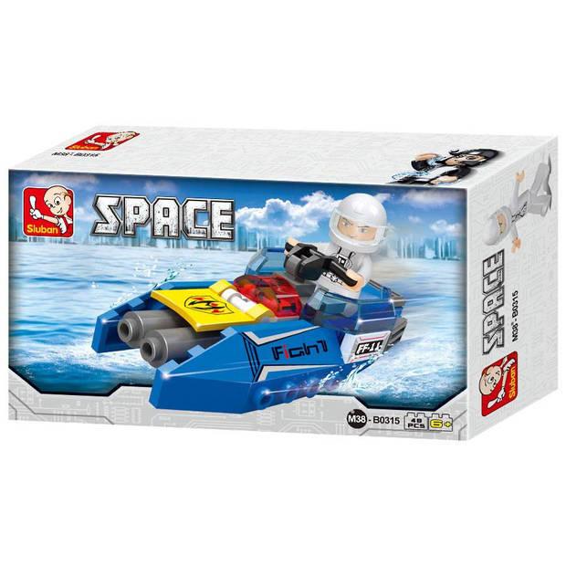 Sluban Space - Space Jet M38-B0315