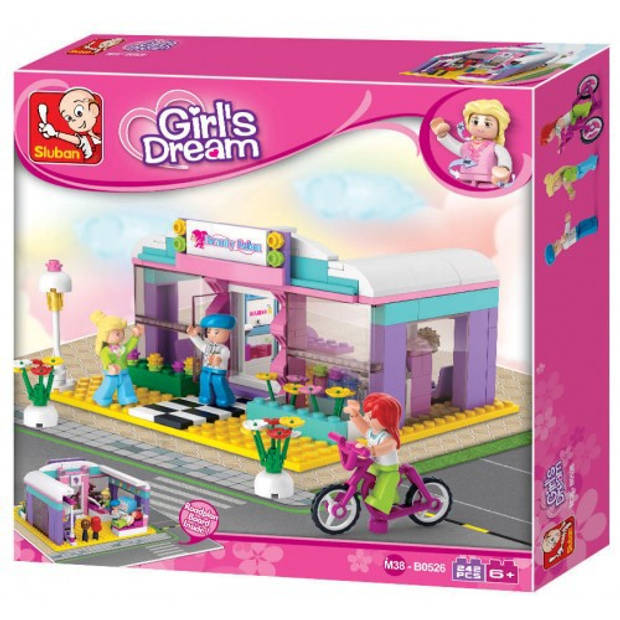 Sluban girls dream - kapsalon / beauty salon m38-b0526