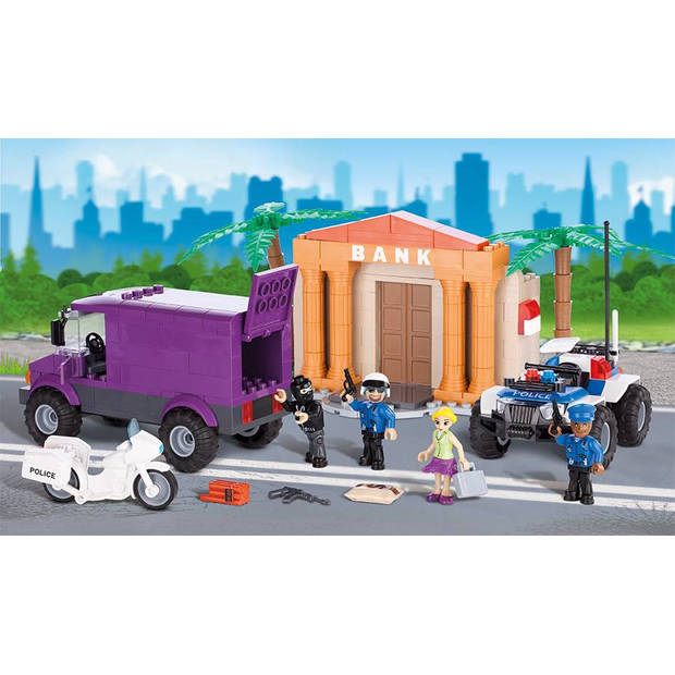 Cobi action town - bank robbery (1566)