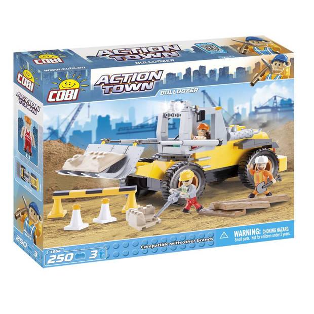 Cobi Action Town - Bulldozer - 1664