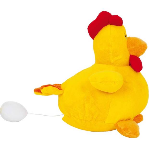 Pluche hen / kip Frieda knuffel 23 cm