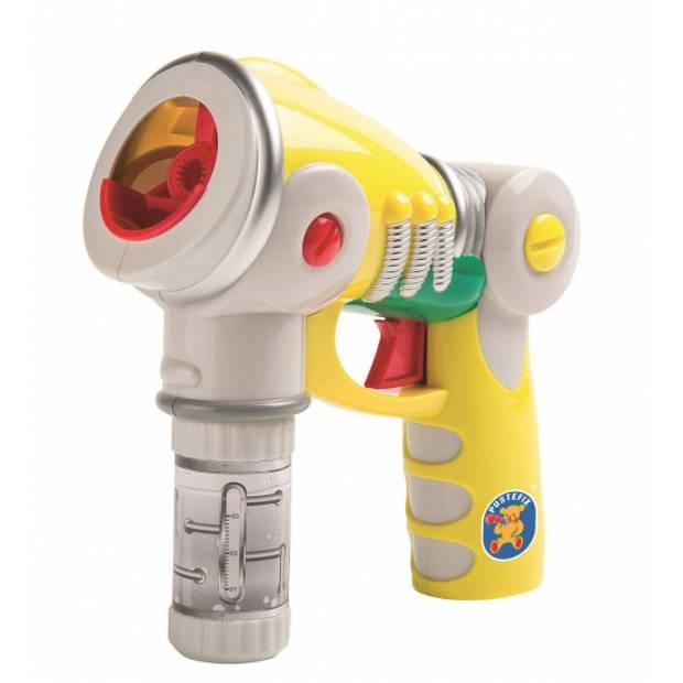 Bellenblaas pistool met vloeistof