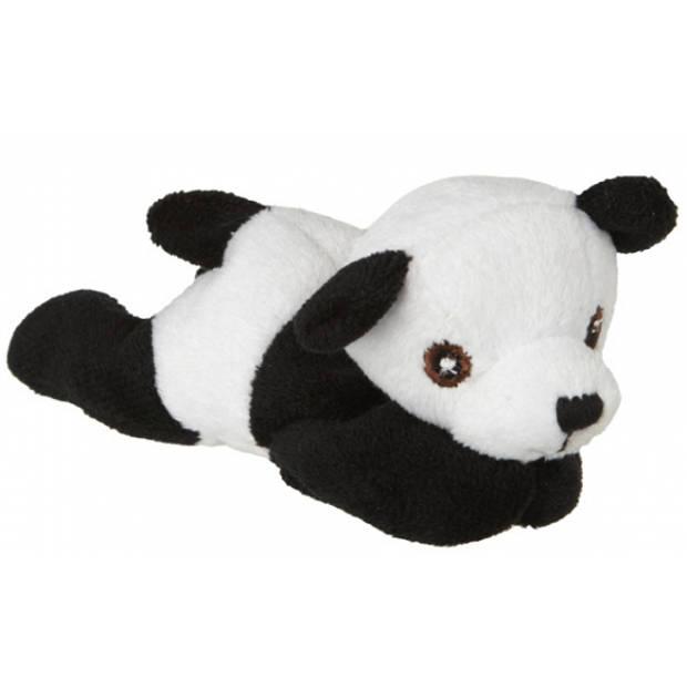 Pluche panda knuffeltje 13 cm