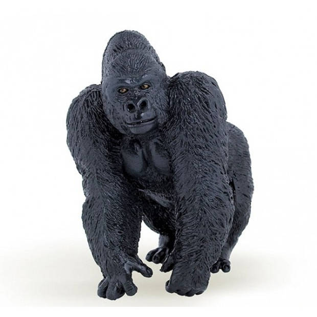 Plastic gorilla 5 cm