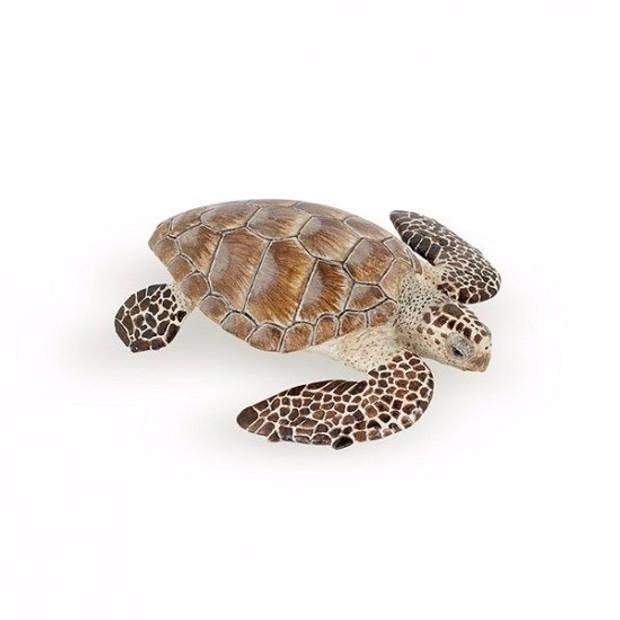 Plastic zeeschildpad 7,5 cm