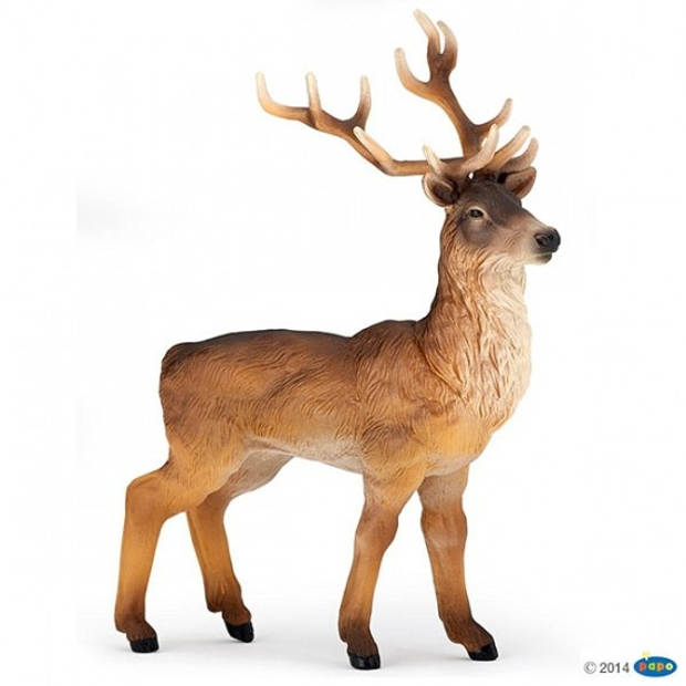 Plastic hert 11 cm