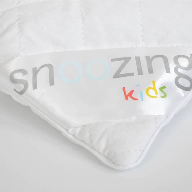 Snoozing - Synthetisch - Zacht - Kinderkussen - 60x70 cm - Wit