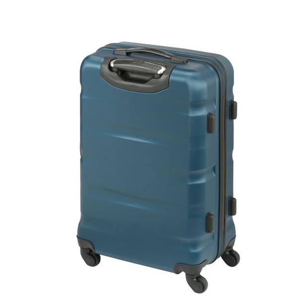 Princess Traveller Los Angeles ABS koffer - M - Dark blue
