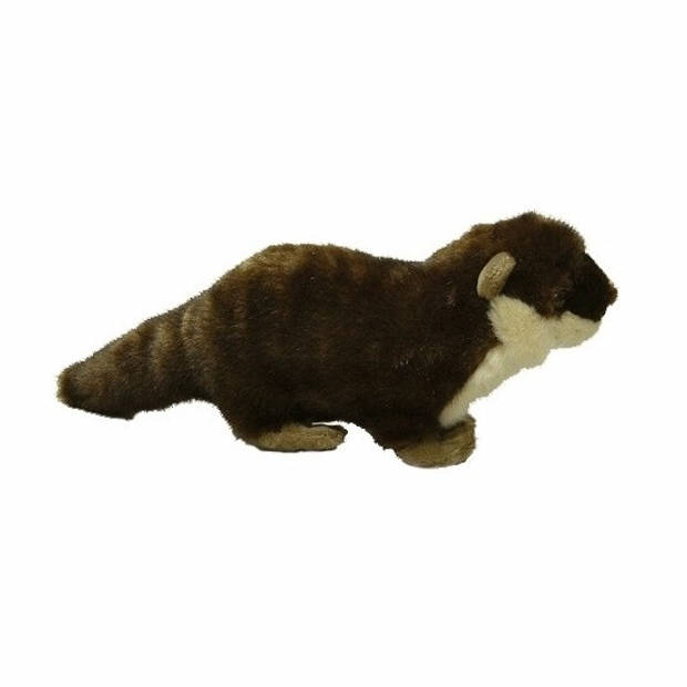 Pluche otter knuffel 25 cm