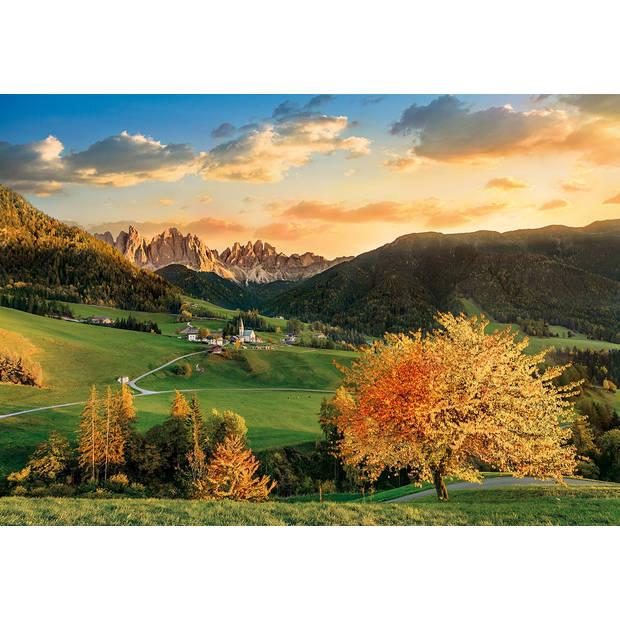 Clementoni legpuzzel High Quality Collection - de Alpen 3000 stukjes
