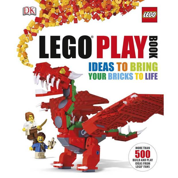 Lego 327516 play book - ideas to bring your bricks to life [en]