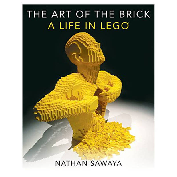 Lego 275884 the art of the brick - a life in lego [en]