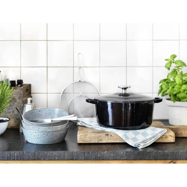 BK Bourgogne braadpan - ø 28 cm - zwart