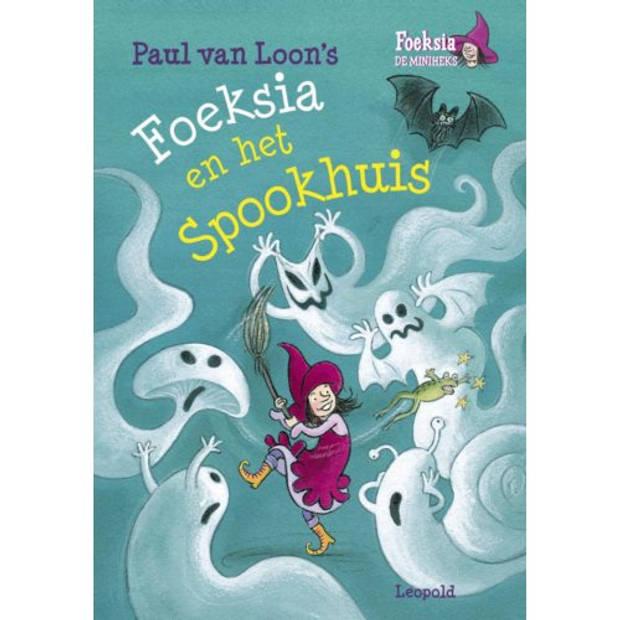 Foeksia En Het Spookhuis - Foeksia De Miniheks