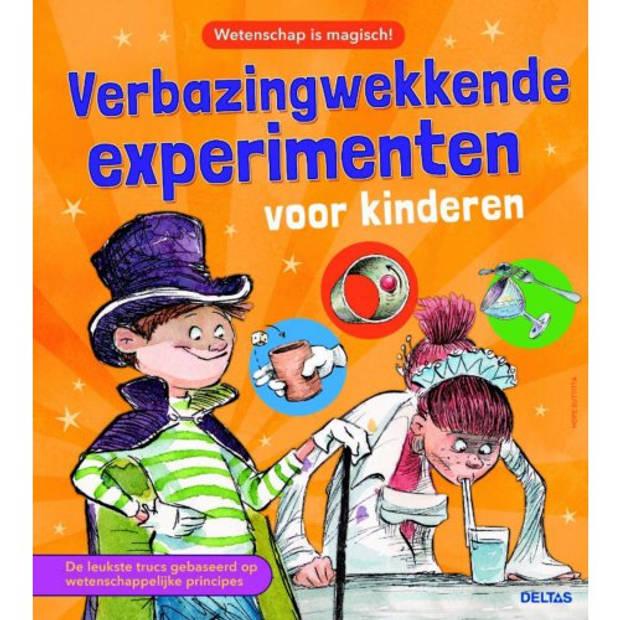 Verbazingwekkende Experimenten Voor Kinderen