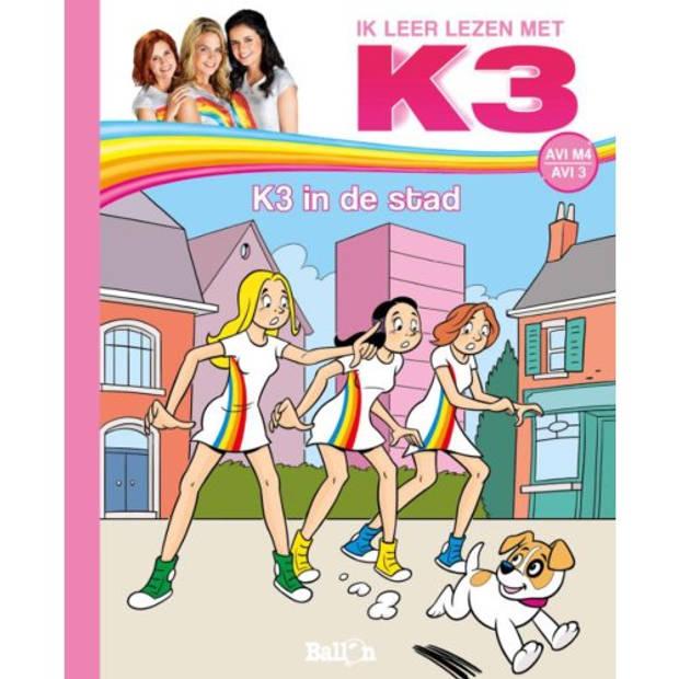 K3 In De Stad - Ik Leer Lezen Met K3
