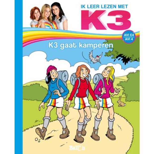 K3 Gaat Kamperen - Ik Leer Lezen Met K3