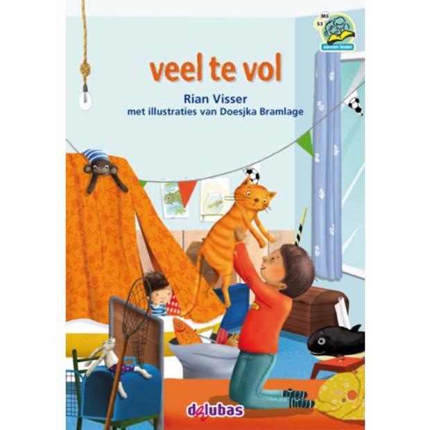Veel Te Vol - Samenleesboeken