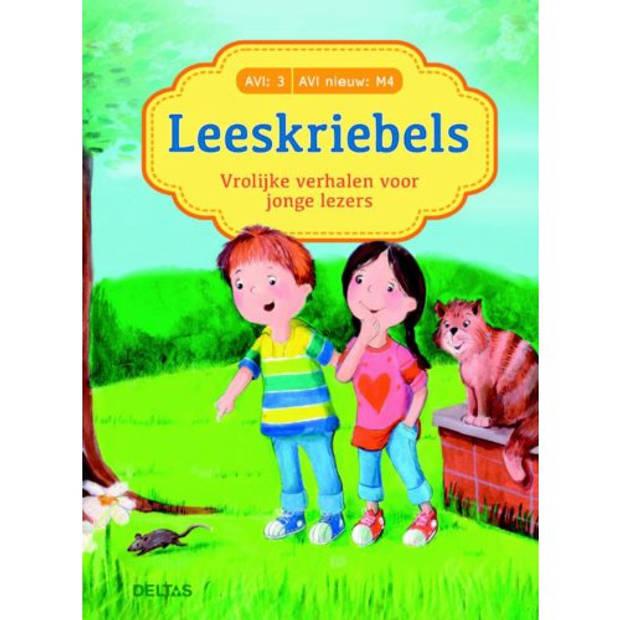 Vrolijke Verhalen Voor Jonge Lezers - Leeskriebels