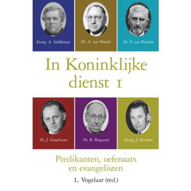 In Koninklijke dienst / 1