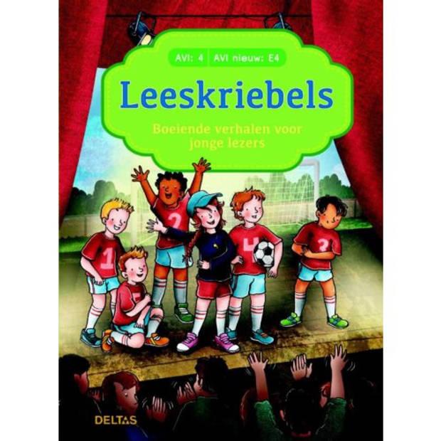 Boeiende Verhalen Voor Jonge Lezers - Leeskriebels