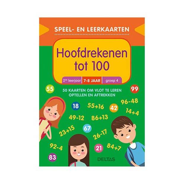 Speel- En Leerkaarten - Hoofdrekenen Tot 100 (7-8