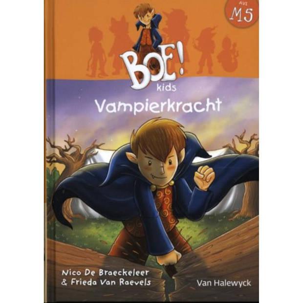 Vampierkracht - Boe!Kids