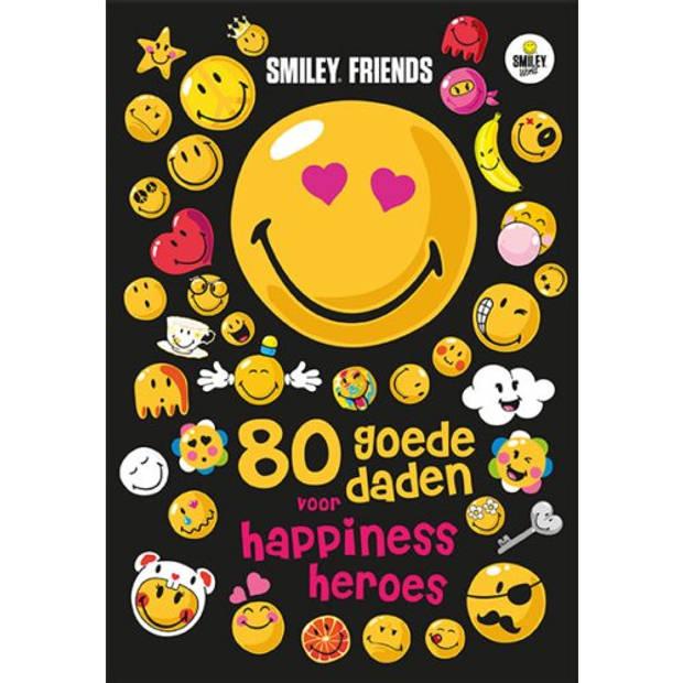 80 Goede Daden Voor Happiness Heroes - Smiley