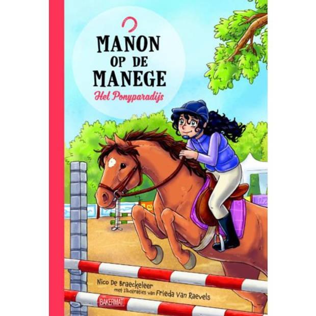 Het Ponyparadijs - Manon Op De Manege