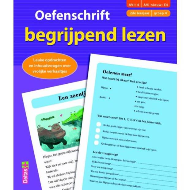 Oefenschrift Begrijpend Lezen / (Avi:4 Avi