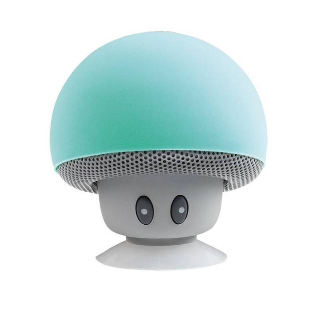 Clip Sonic Bluetooth Mini Speaker TES141V Blauw