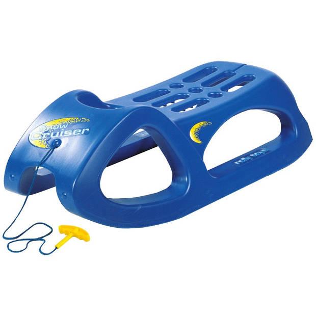 Rolly Toys slee RollySnow Cruiser junior blauw