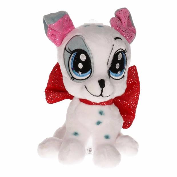 Disney pluche Dalmatier knuffel 17 cm