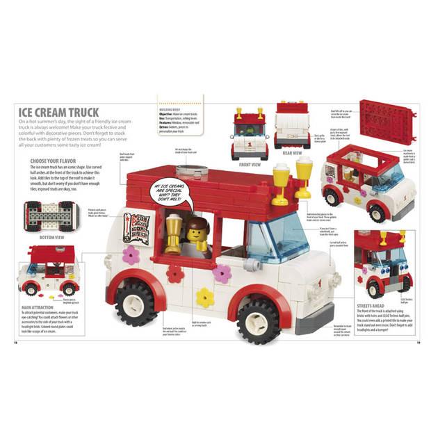 Lego 350679 the lego ideas book - you can build anything! [en]