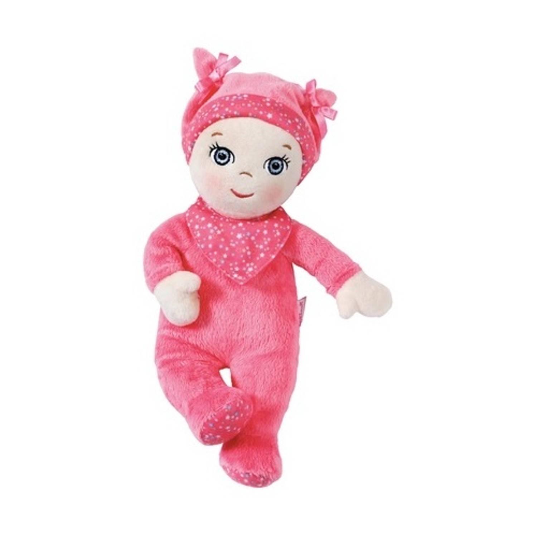 Afbeelding van Zapf Creation Baby Annabell Newborn Soft pop roze 26 cm