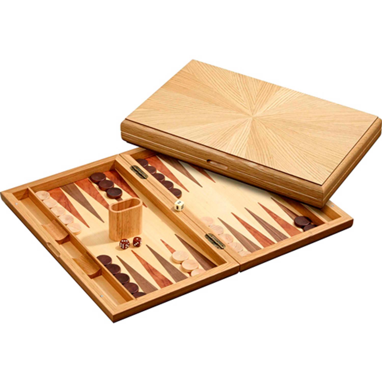 Philos Backgammon Milos Groot Magnetisch 49x30cm
