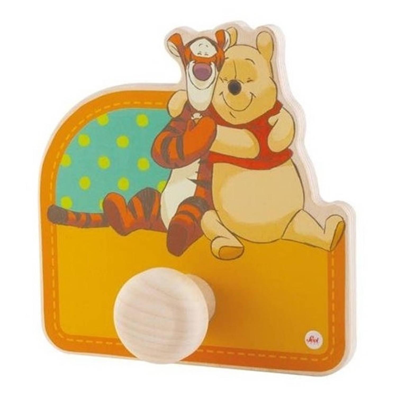 Sevi Houten Kapstok Winnie the Pooh
