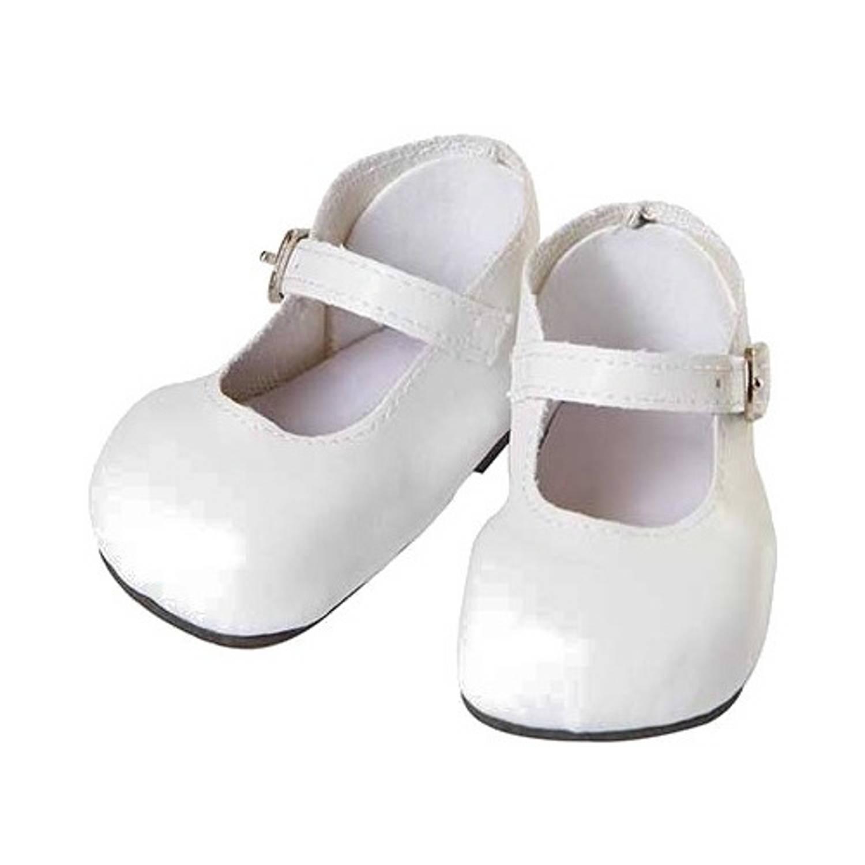 Afbeelding van Adora schoentjes voor Toddler Time pop wit